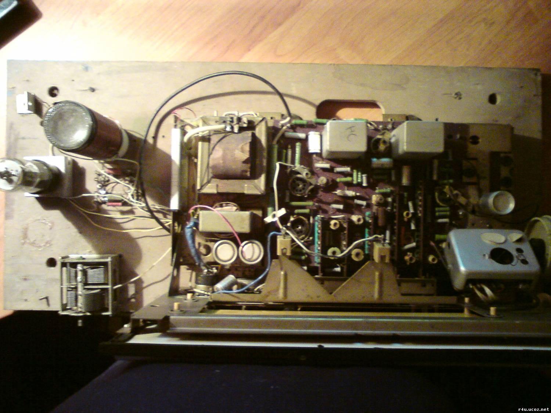 приемник радиохулигана схема