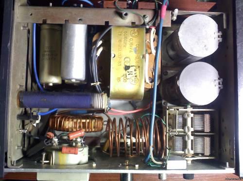 b УМ на /b 2-b х /b ГУ-50 - Самодельная аппаратура.